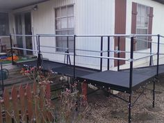 Wheelchair Ramps in the San Francisco Bay Area