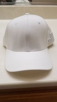 Elwood White Snapback  fashion  clothing  shoes  accessories   mensaccessories  hats ( 3c0f521988cb