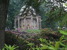 Temple Garden Fantasy