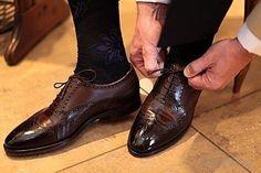 Идеальная полировка обуви. Простые хитрости