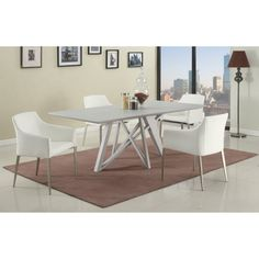 Chintaly Katie Dining Table - Kitchen & Dining Room Tables at Hayneedle