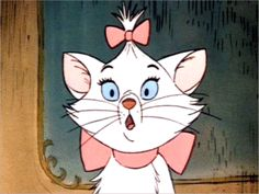 Liz English in Aristocats Gatos Disney, Disney Cats, Disney Pixar, Walt Disney, Disney Characters, Disney And More, Disney Love, Disney Magic, Marie Aristocats