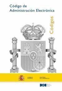 Código de Administración electrónica / selección y ordenación de los textos por Joaquín Meseguer Yebra