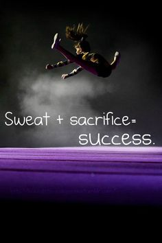 Cheer. I used to LIVE for it, why on earth did I ever quit?
