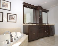 Traditional Bathroom Bathroom Vanities And Sink Consoles Design, Pictures, Remodel, Decor and Ideas - page 3