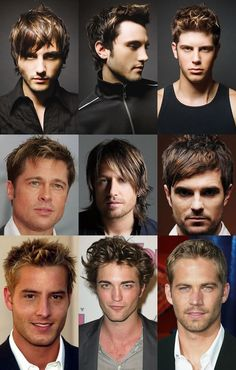 Men latest hairstyles – Tips and advice  http://www.blogigo.de/Fashion_and_style_guide/Latest-Hairstyles-for-Men-Trend-for-2013/3/