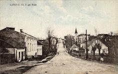 Lata 1910-1920 , Dawna ulica 3 Maja - obecnie ul. Piłsudskiego Places, Painting, Art, Art Background, Painting Art, Kunst, Paintings, Performing Arts, Painted Canvas
