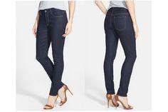 Jen7 stretch skinny jeans: My new favorites!