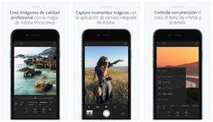 AppsUser: Nueva actualización de Adobe Lightroom para iOS facilita editar fotografías sin importar el tamaño