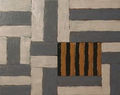 Little Barcelona Painting  1996  Oil on wood  15 x 18.9 in (38.1 x 48 cm)