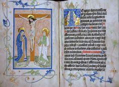 Formbacher Missale, Pergamenthandschrift, 1430/50