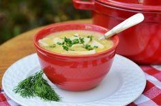 Perfect Perogy Soup Recipe. | Made in Manitoba