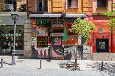 Fachada de TupperWare Club. Foto de www.madridcoolblog.com