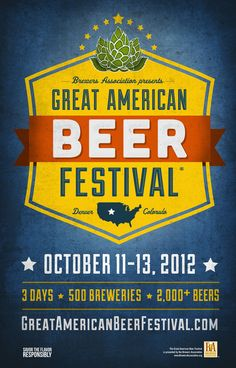 Great American Beer Festival #poster
