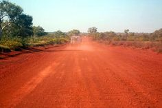 Pilbara roads!