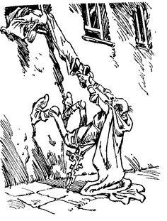 Иллюстрации художник  Мигунов - Приключения Алисы - Illustrations - by Migunov