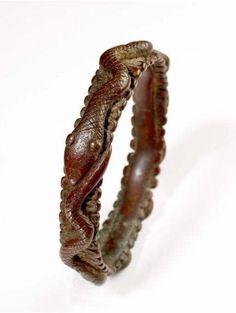 Snake bracelet African