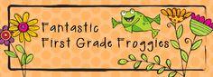 Fantastic First Grade Froggies