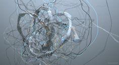 Adam Martinakis digital art: Probable impossibilities _002