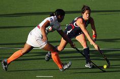 USA vs. India~Field Hockey