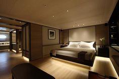 modern yacht interiors | Ultra modern – Riela Expensive Yacht s | yachts-interior.com