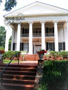 Martha Berrys Home Rome Ga Also Used In The Movie Sweet Alabama As