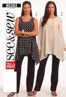 butterick 5203 - Google Search