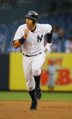 Alex Rodriguez inches closer to history as Yankees edge Miami Marlins, 2-1 ... Alex Rodriguez  #AlexRodriguez