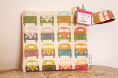 VW Bus ICKY Bag petite! Cute! I want one!