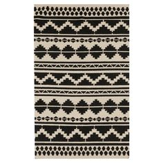 You'll love the Charleville Feather Black/Grey Ikat Area Rug at AllModern - With Great Deals on modern Décor  products and Free Shipping on most stuff, even the big stuff.