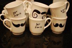 DIY Tea-cups