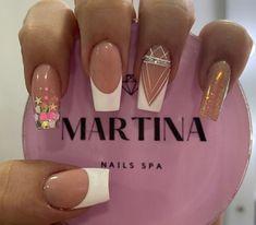 Nail Spa, Blog, Ideas Para, Beauty, Instagram, Tatoo, Acrylic Nail Art, Gel Nail Art, Cute Nails