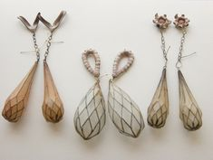 extraordinarily beautiful contemporary jewelry // MASUMI KATAOKA-JAPAN,