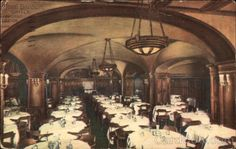 Hotel Benson Grille. Benson just celebrated its 100 anniversary (2013)