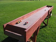 Outdoor Carpet Ball Table ( Also Called Gutter Ball ) | Carpets, Pictures  Of And Outdoor Carpet