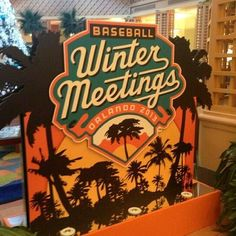 And...we're off and running. We're here with our 15 #LynnUniversity sports management students! #WinterMeetings