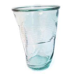divine round glass vase ideas - concrete vases - vase designs - Farah's Secret World Wooden Vase, Metal Vase, Vase Centerpieces, Vases Decor, Wall Vases, Art Nouveau, Round Glass Vase, Pots, Big Vases