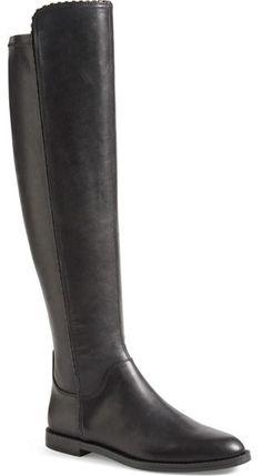 Franco Sarto 'Vistalia' Stretch Back Riding Boot (Women) - $83.96