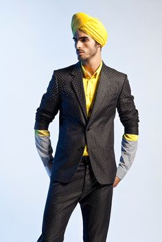 Jean Paul Gaultier | Spring 2013 Menswear Collection | Style.com