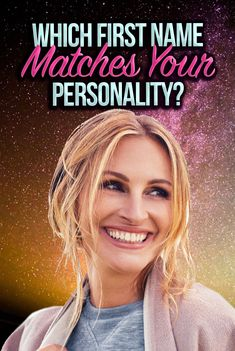 Education Discover Honestly answer the questions in this accurate personality quiz and we will tell you which name matches your personality! Quizzes For Fun, Girl Quizzes, Random Quizzes, Love Quiz, Quiz Me