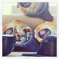 Coffee time - preiser noch miniatures