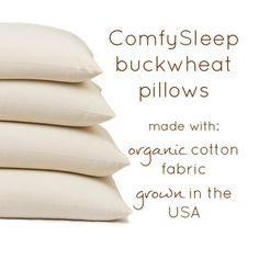 Sustainable, fair practices are very important to us at ComfyComfy and we want to reflect our values in the pillows we make. We've been contacting growers, and working with weavers to find a fabric that matched all of our needs.
