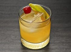5 Satisfying Sour Cocktails