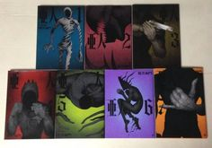 Ajin: Demi Human 1-7 Comic Set Gamon Sakurai Japan Japanese anime manga book -8