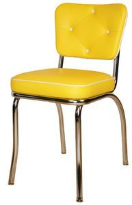 The Mary Sunshine Diner Chair - looks very much like chairs we owned in the 70's.  :)