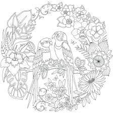Coloring Book Pages By Lynn Rogue See More Image Result For Johanna Basford Enchanted Forest