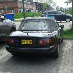 Mazda MX5 / 30-6-1990