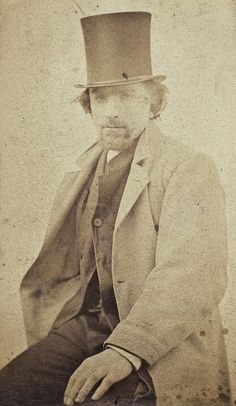 WOW! Very handsome!! Auguste Rodin by Charles Aubry, 1862-64. Musée Rodin, Paris Via promethidion.eu