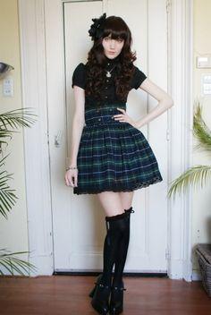 Blog da LeeH: Tipos de Lolitas e estilos relacionados