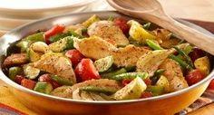 Italian Roasted Chicken & Potatoes Recipe   McCormick